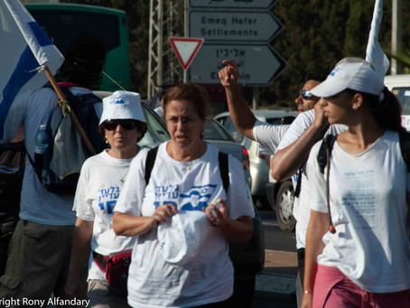 Free Gilad Shalit Walk 2010