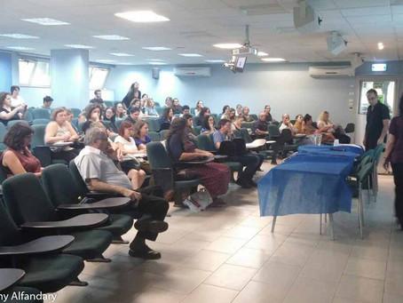 My time at Seminar Hakibbutzim