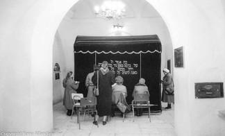 Rachel's Tomb, Israel, 1988