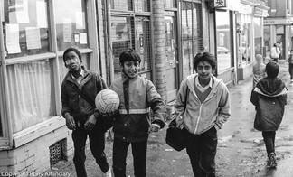Nottingham, 1987