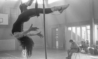 Circus Space, London, 1989