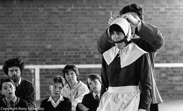 Roundabout Theatre Company, Nottingham, 1988