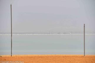 Dead Sea, 2018
