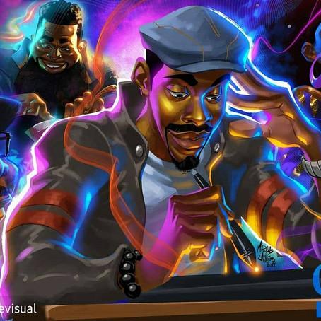 28 Days of Black Creators