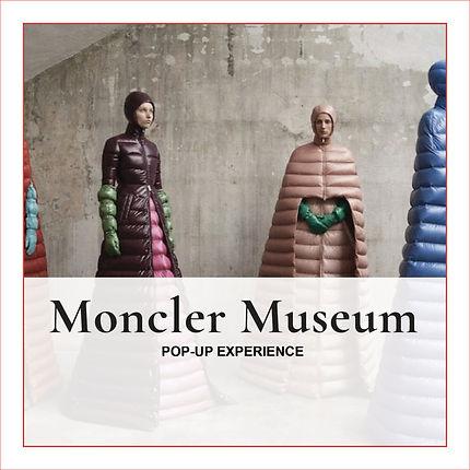 moncler museum pop-up