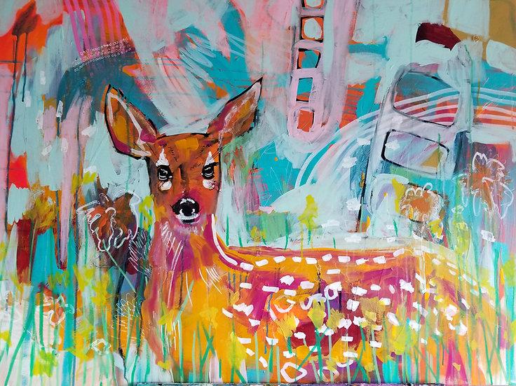 Oh Deer No. 9