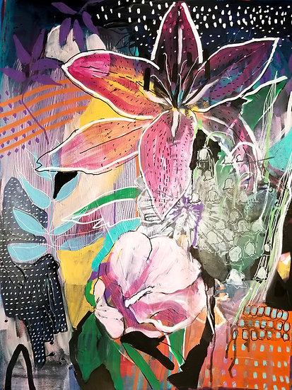 Lilies No. 3