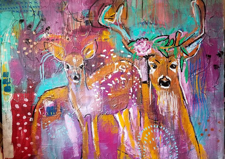 Oh Deer No. 5