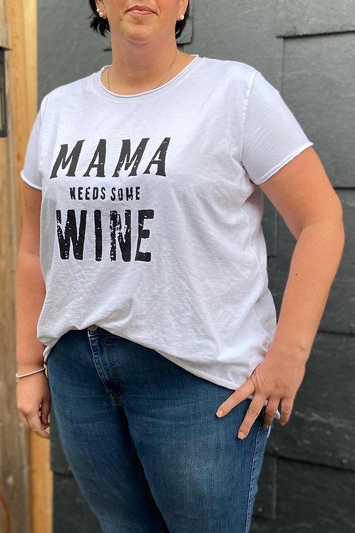 Mama need some wine