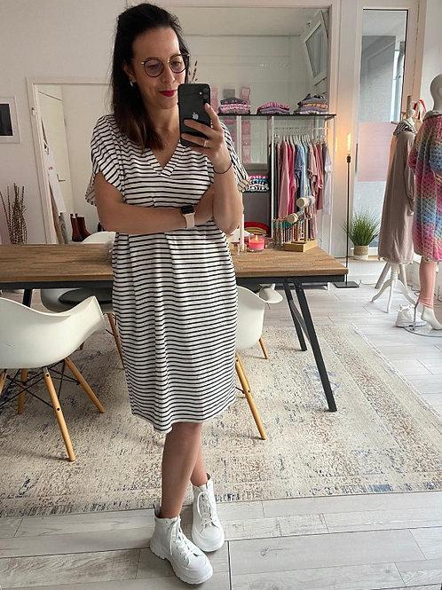 Kleid Maritim