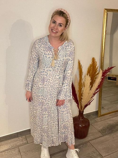 Kleid Pastell