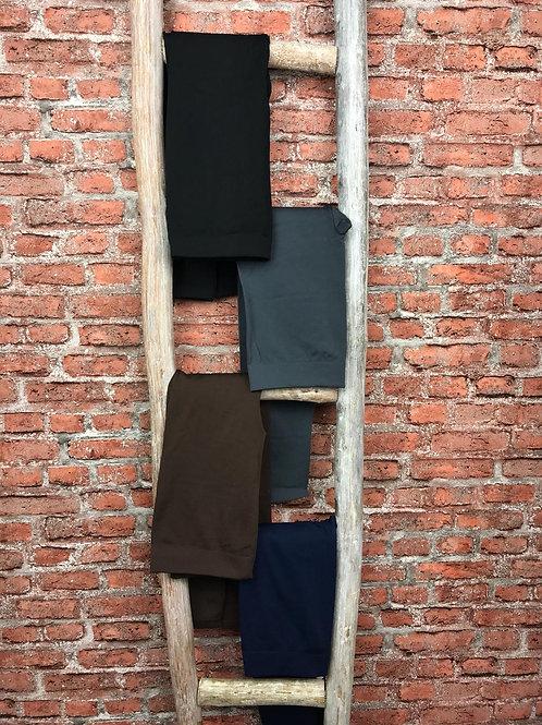 Stoffleggings – Bequemes Must-have für jede Frau
