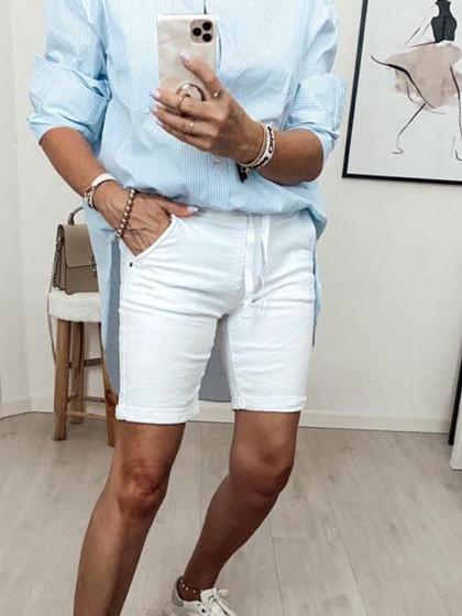 Jogi Pant Short White