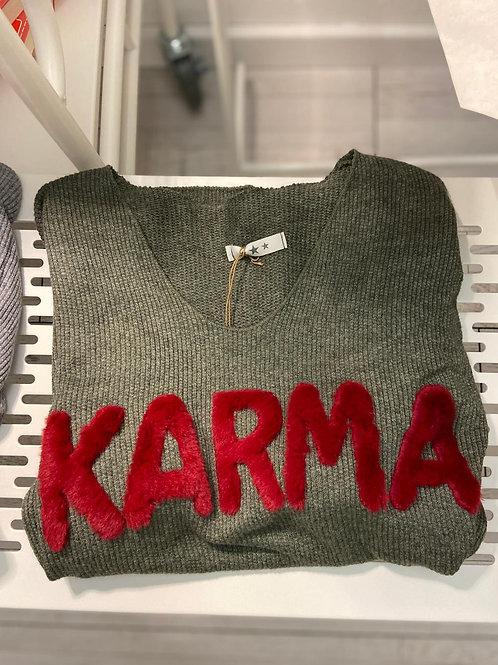 """Pulli """"Karma"""""""