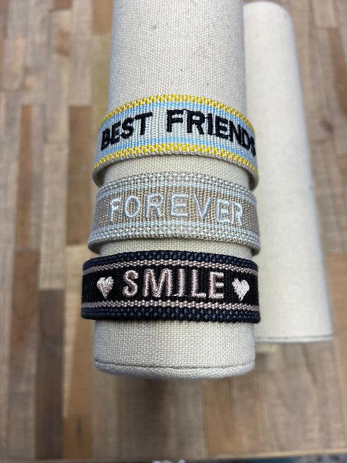 Best Friends, Forever, Smile