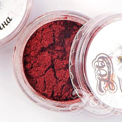 Зеркальный пигмент №1347 Красная жемчужина