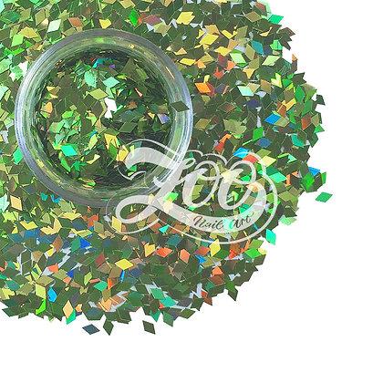 Ромбики для дизайна Zoo (светло-зеленые) №1152