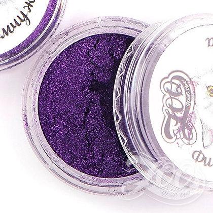 Зеркальный пигмент №1349 Фиолетовая жемчужина