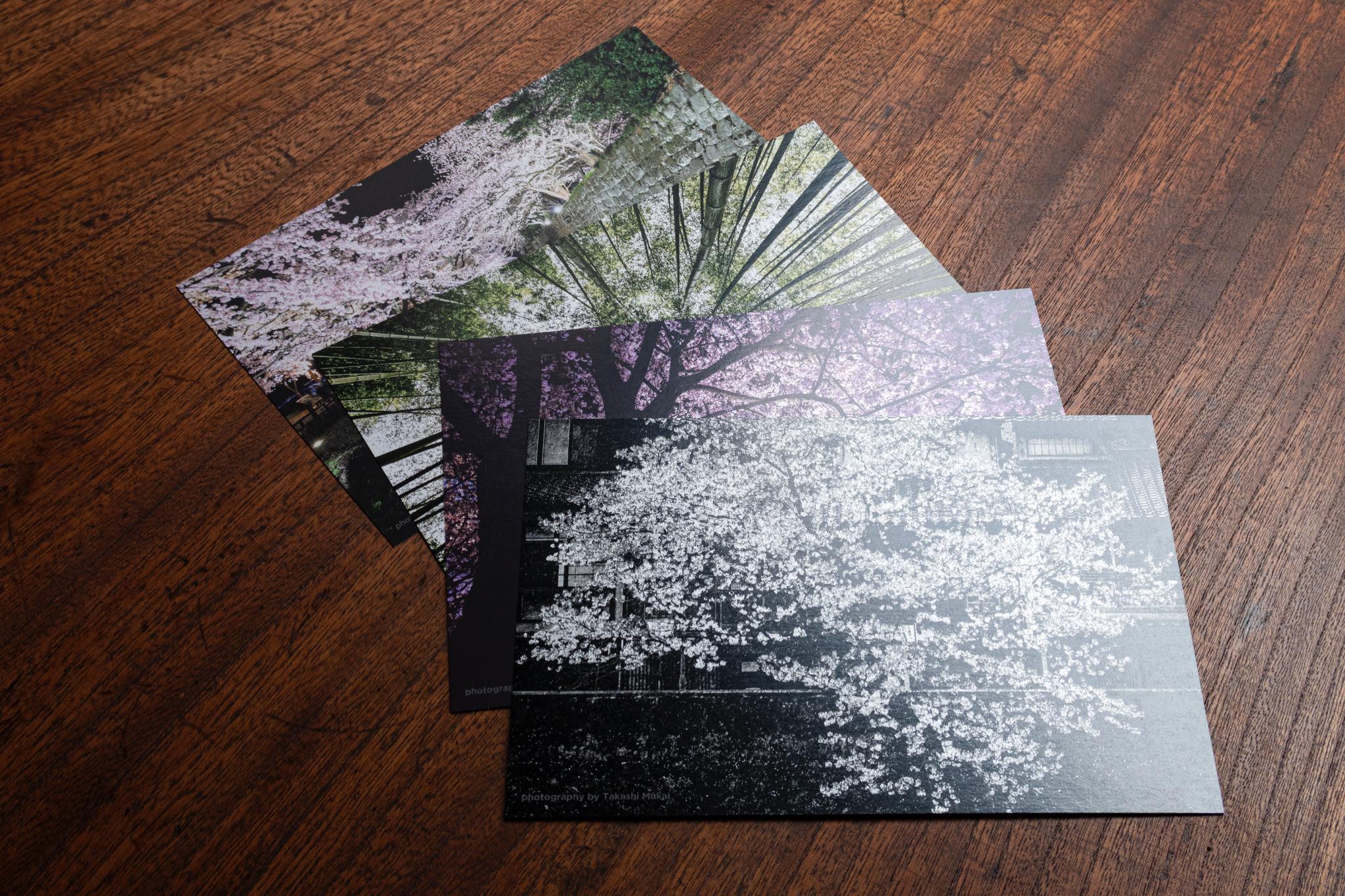 Brillant Kanazawa 【Silver】4枚セット