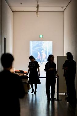 ダイアログ・イン・ザ・ダーク ショーケース@金沢21世紀美術館