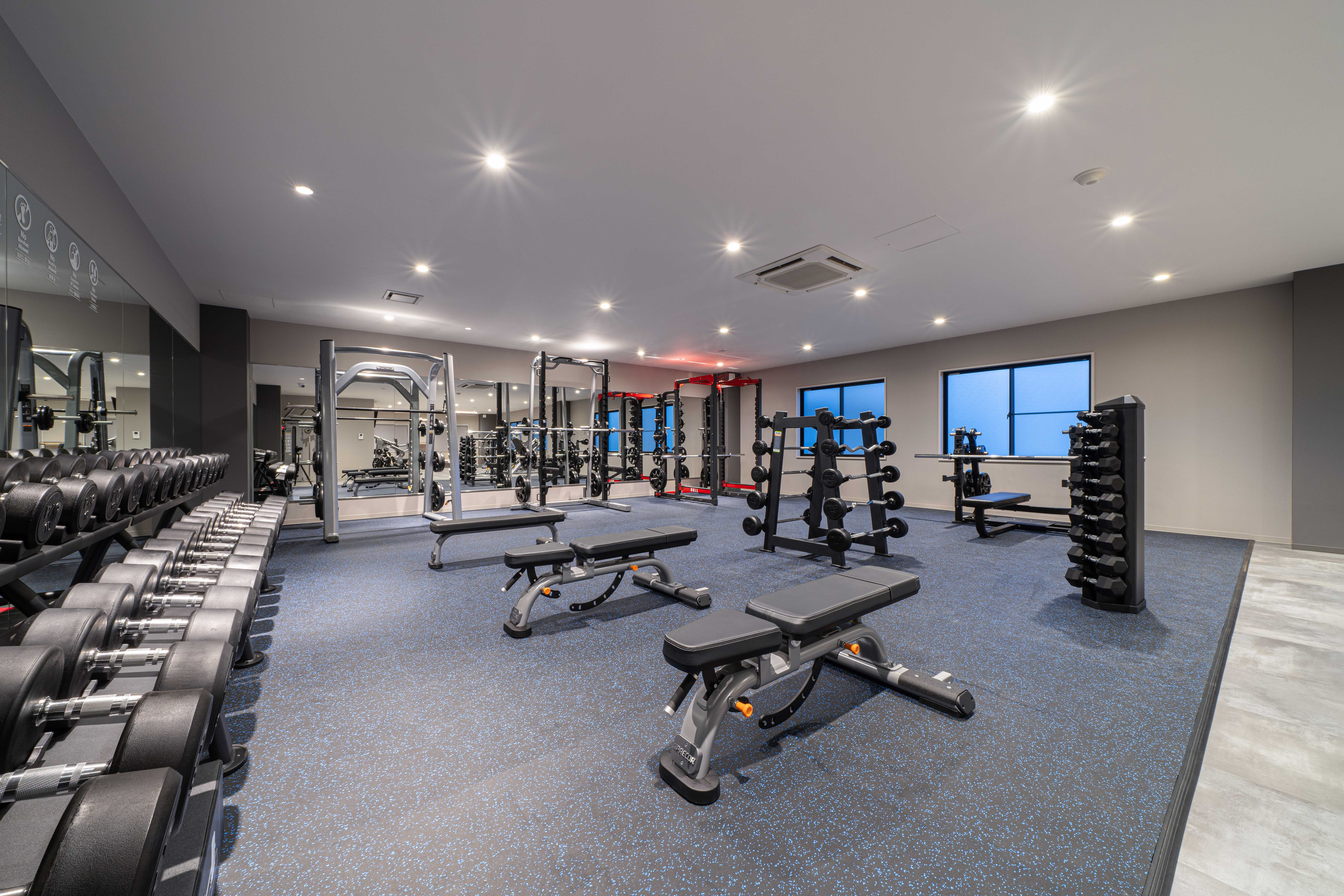 Fitness Gym Qapla's(カプラス)