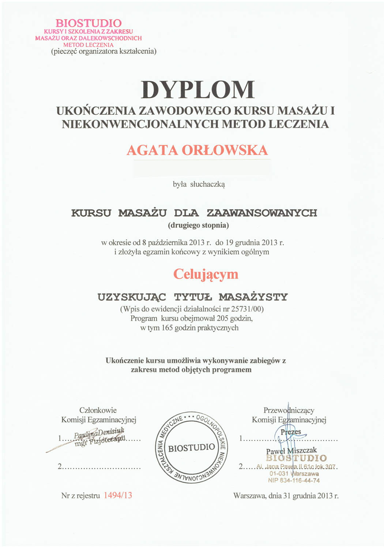 Dyplom 6