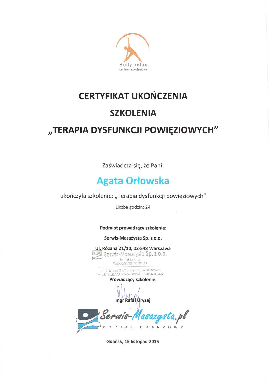Dyplom 15