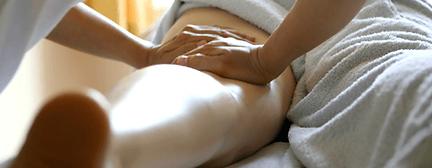 Counterlateral massage