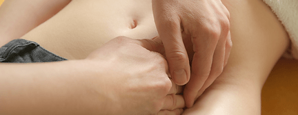 Isometric massage