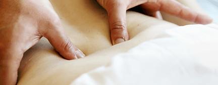 Classic healing massage