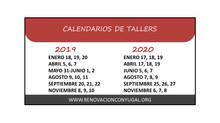 PRÓXIMO TALLER DE PAREJAS