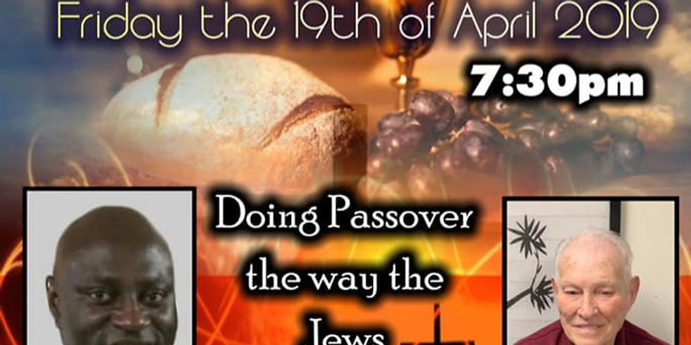 A Passover Night