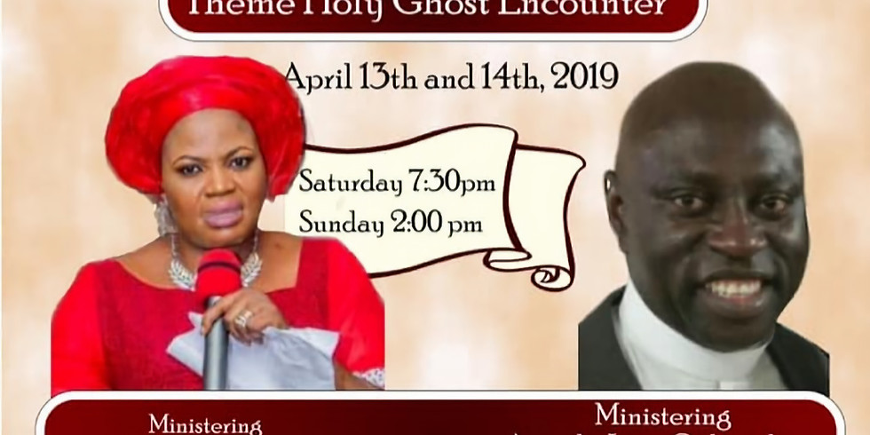 2-Day Prophetic Fire & Healing Conference