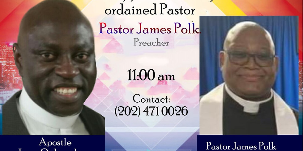 First Sermon after Ordination