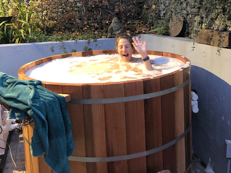 A Love Letter to My Hot Tub