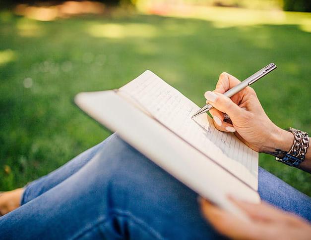 Writing what you hear...