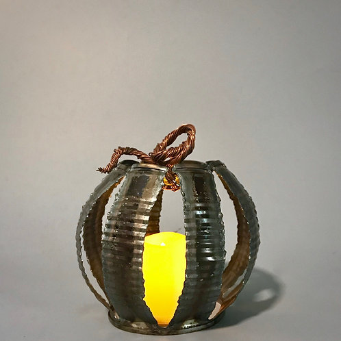 Tin-can Pumpkins