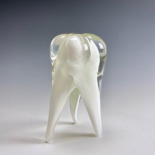 Solid Glass Medium Tooth