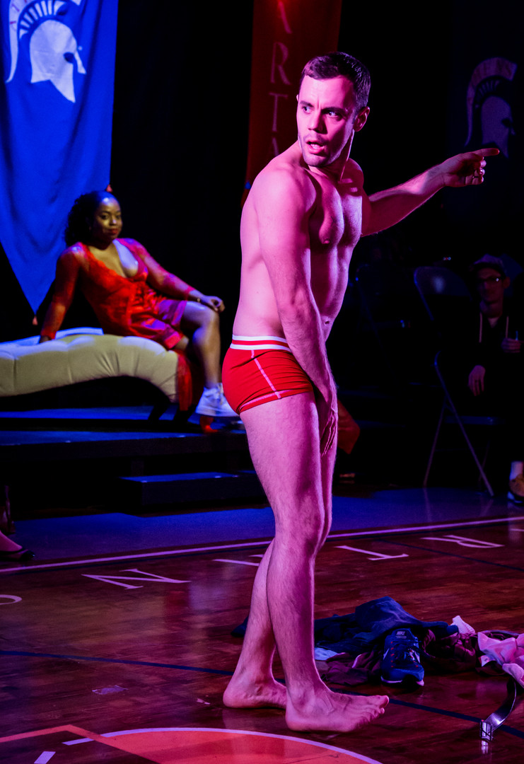 Lysistrata Jones Production Photos