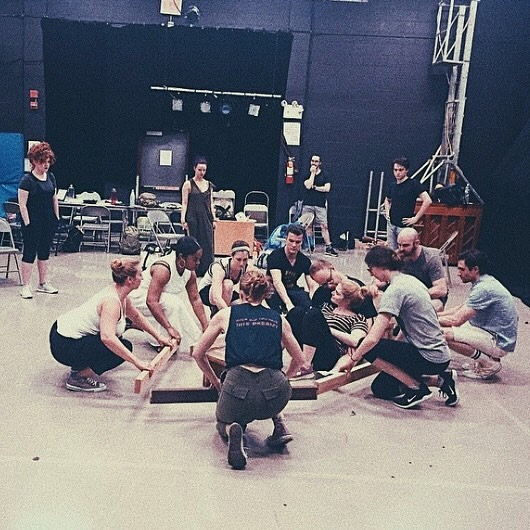 Rehearsals for Your Alice