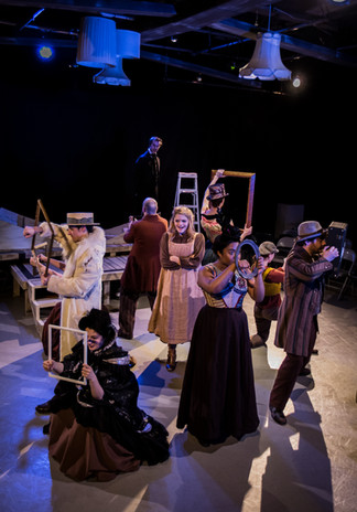 Your Alice at Ophelia Theatre
