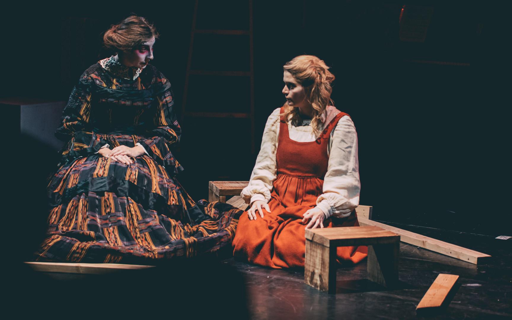 Your Alice at The Edinburgh Fringe Festival 2018