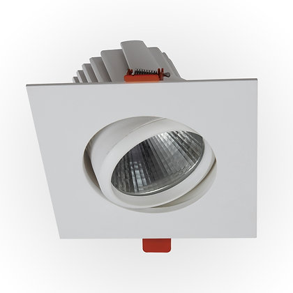 30150 Embutido Quadrado LED integrado 19W