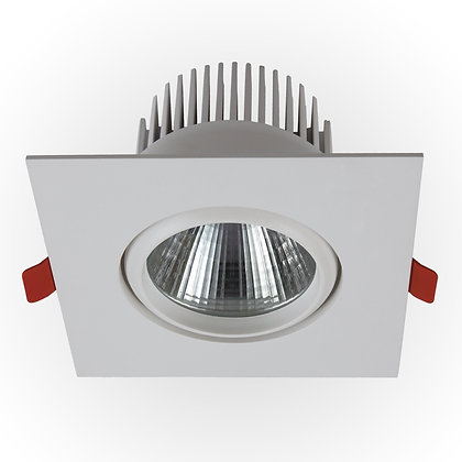 30151 Embutido Quadrado LED integrado 19W