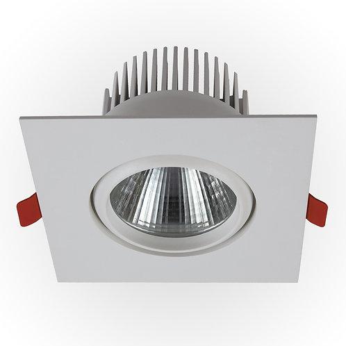 30151 Embutido Quadrado LED integrado 19W