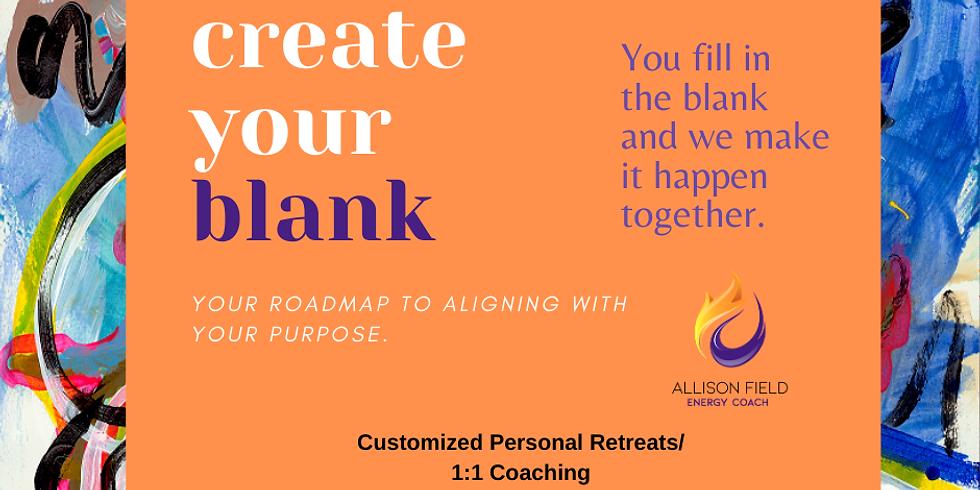Create Your Blank 1:1 Virtual Workshop