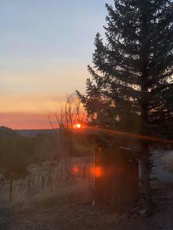 6EH sunset