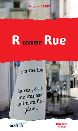 R comme rue