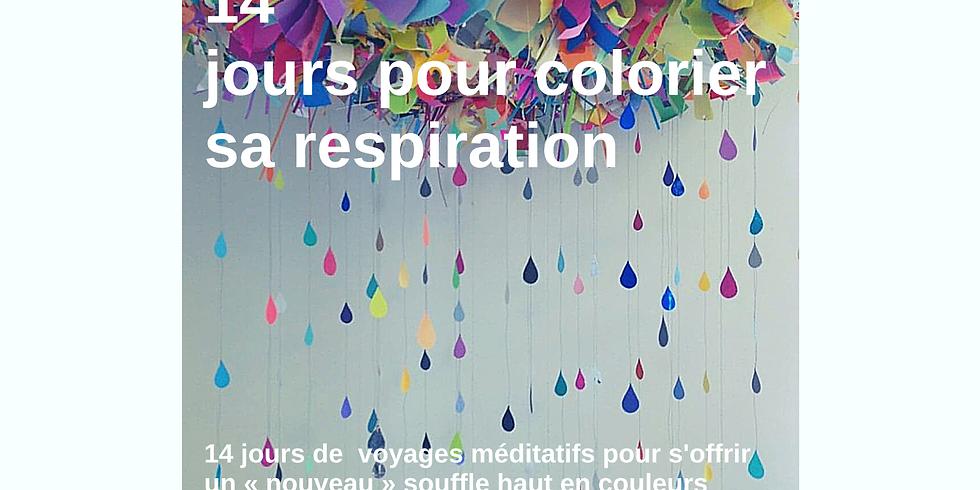 [Programme Online] 14 jours pour colorer votre respiration