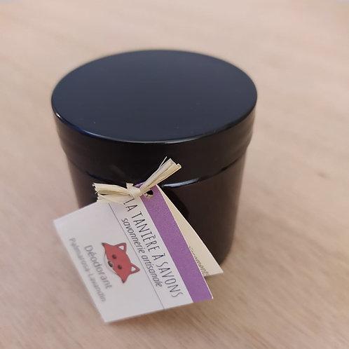 Déodorant naturel - Palmarosa-Lavandin